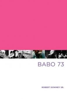 Ver película Babo 73