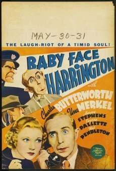 Ver película Baby Face Harrington