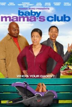 Baby Mama's Club online