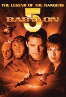 Ver película Babylon 5 - La Leyenda de los Rangers