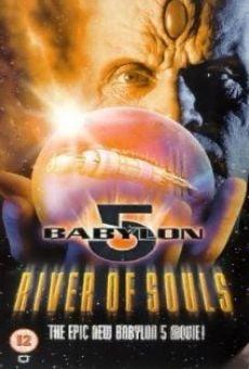 Ver película Babylon 5: The River of Souls