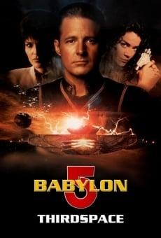Ver película Babylon 5: Thirdspace