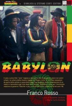 Ver película Babylon