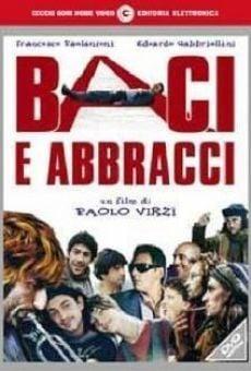 Ver película Baci e abbracci