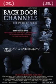 Back Door Channels: The Price of Peace on-line gratuito
