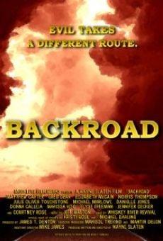 Ver película Backroad