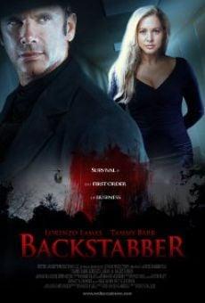 Ver película Backstabber