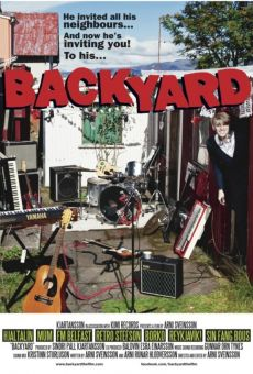 Backyard gratis