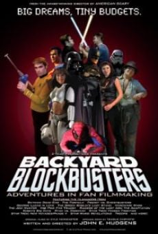 Ver película Backyard Blockbusters