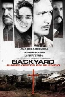 Ver película Backyard