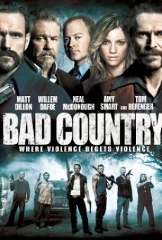 Bad Country on-line gratuito