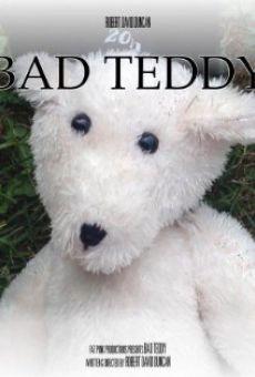 Watch Bad Teddy online stream