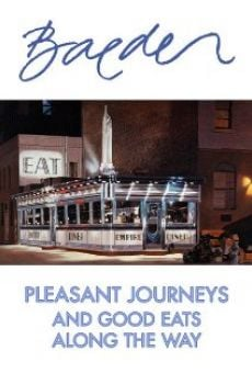 Baeder: Pleasant Journeys and Good Eats Along the Way en ligne gratuit