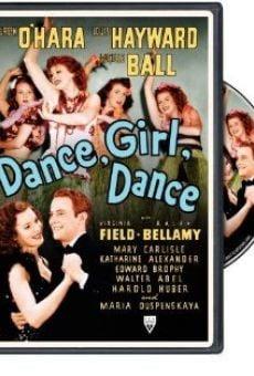 Ver película Baila, muchacha, baila