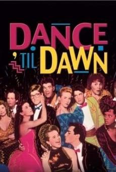 Ver película Bailando hasta el amanecer