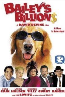 Ver película Bailey: una fortuna muy perruna