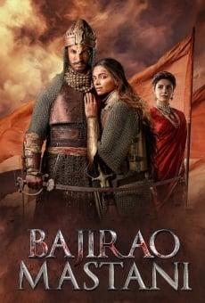 Ver película Bajirao Mastani