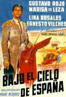 Bajo el cielo de espa a 1953 pel cula completa en - El cielo de madrid ...