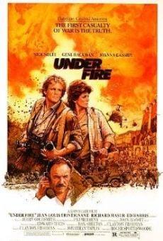 Ver película Bajo el fuego
