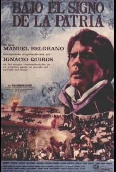 Ver película Bajo el signo de la patria