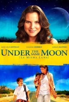 Ver película Bajo la misma luna