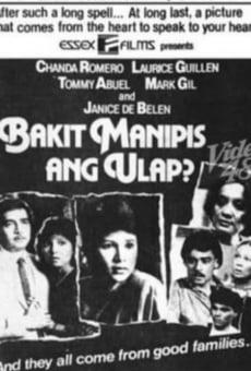 Ver película Bakit Manipis ang Ulap?