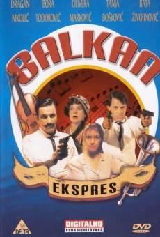 Ver película Balkan Express