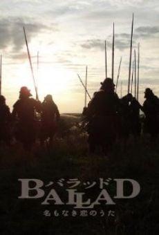 Ver película Ballad: Na mo naki koi no uta