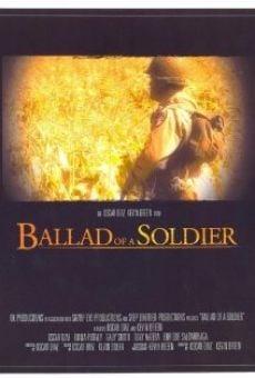 Ballad of a Soldier streaming en ligne gratuit