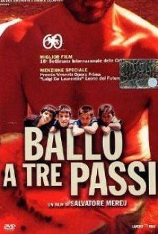 Ver película Ballo a tre passi