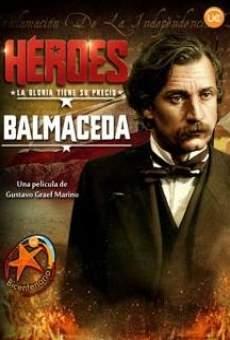 Ver película Balmaceda, la mirada de un patriota