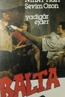 Ver película Balta