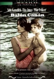 Balún Canán online gratis