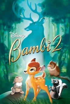 Bambi II on-line gratuito