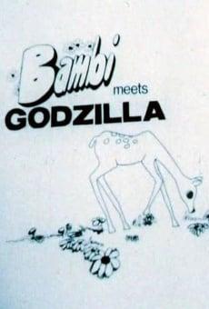 Bambi Meets Godzilla gratis