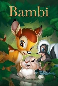 Bambi on-line gratuito