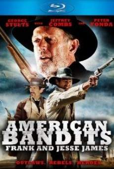 Watch American Bandits: Frank and Jesse James online stream