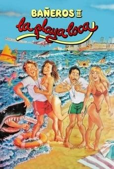 Ver película Bañeros II, la playa loca