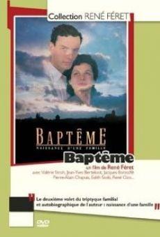 Ver película Baptême