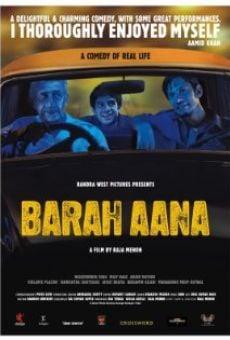 Ver película Barah Aana