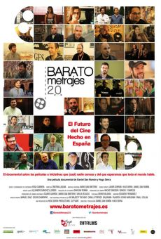 BARATOmetrajes 2.0 ? El futuro del cine hecho en España en ligne gratuit