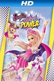 Barbie in Princess Power on-line gratuito