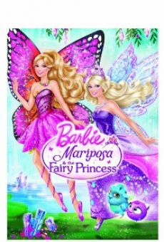 Barbie Mariposa and the Fairy Princess on-line gratuito