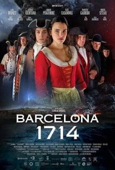 Ver película Barcelona 1714