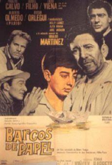 Ver película Barcos de papel