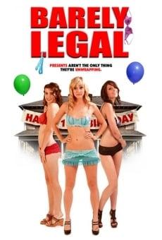 Ver película Barely Legal