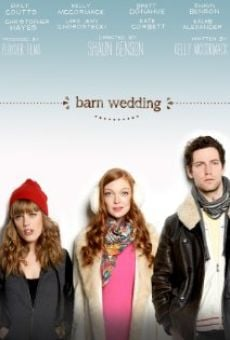 Ver película Barn Wedding