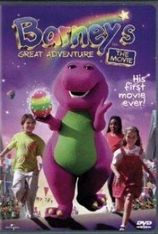 Ver película Barney's Great Adventure