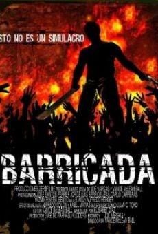 Watch Barricada online stream