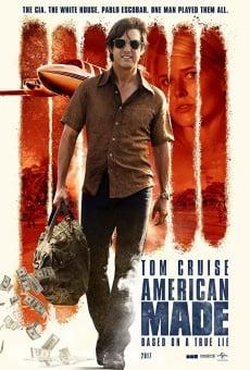 Ver película Barry Seal: sólo en América